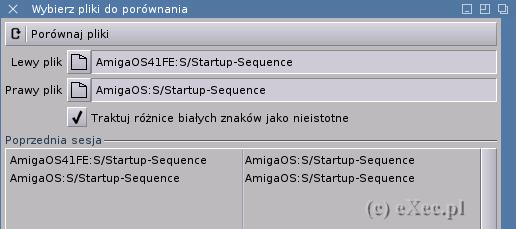 FileCompare - start