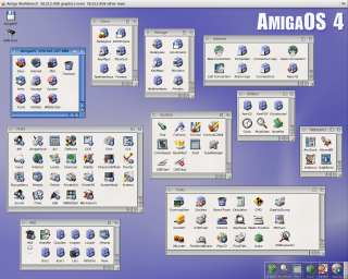 AmigaOS4 standard