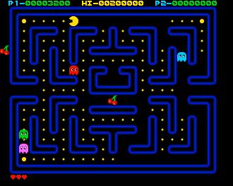 Pac-Mania (1988) - OCS