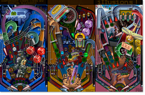 Pinball IllusionsI