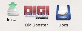 DigiBooster 3 - ikonki