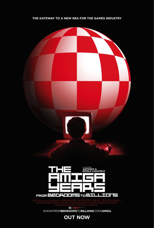 The Amiga Years! - plakat