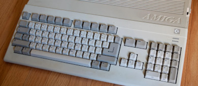The Guardian: Amiga na drugim miejscu