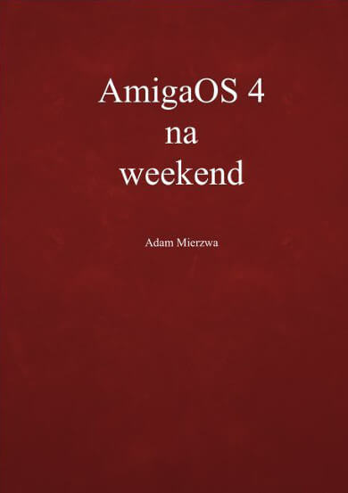AmigaOS 4 na weekend