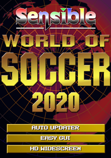 Sensible World of Soccer 2020 - wersja 1.2